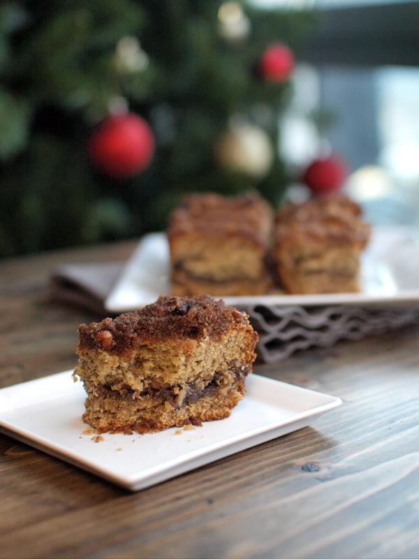 banana peanut butter coffee cake 2