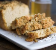 Rosemary Brown Butter Beer Bread6