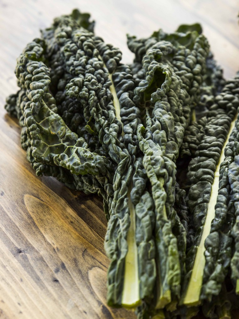 Colorful Kale and Barley Salad with Sweet Onion Lemon Dressing   Veggie and the Beast