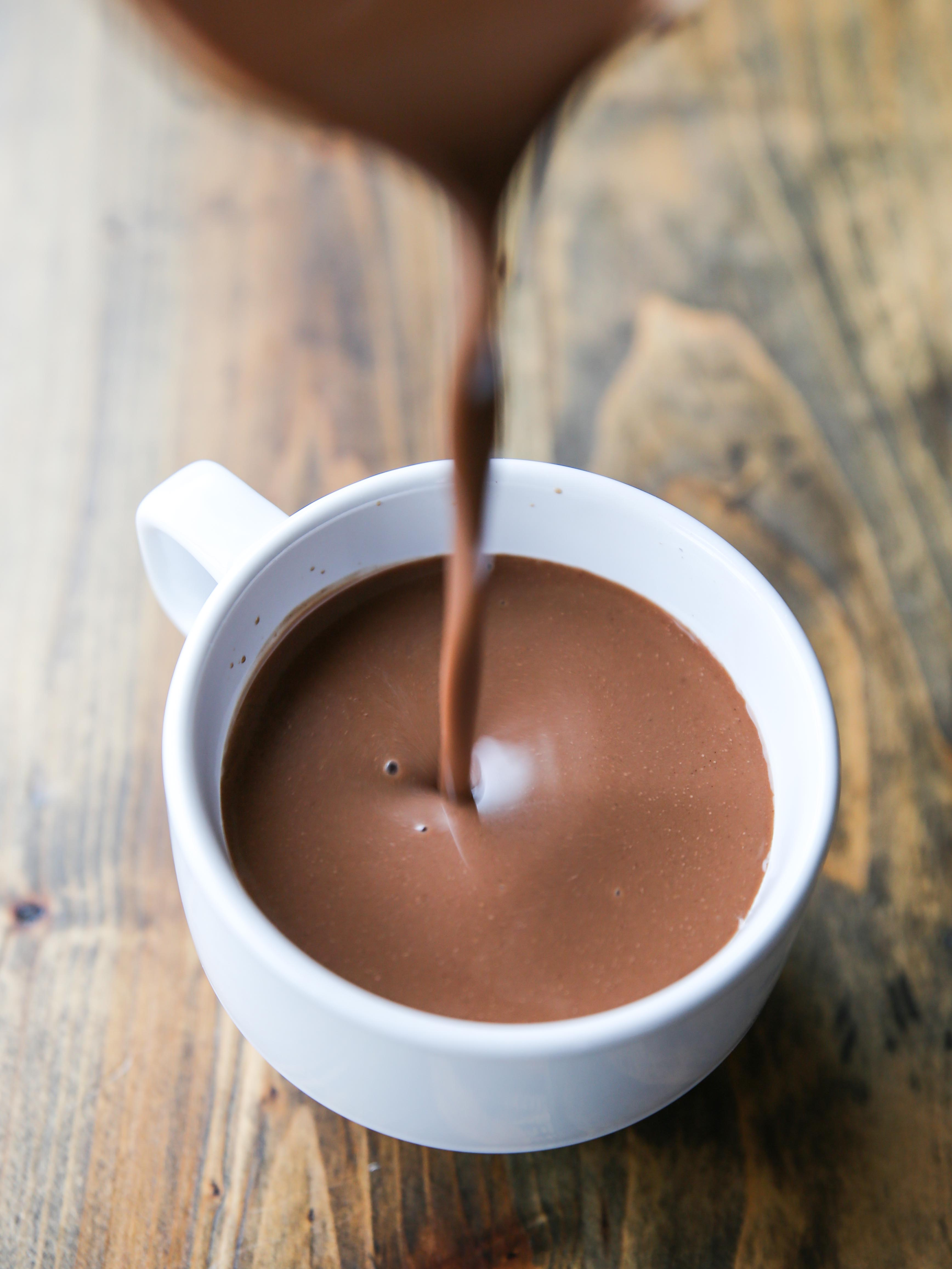 Making hot chocolate for a crowd - Making Hot Chocolate For A Crowd 55