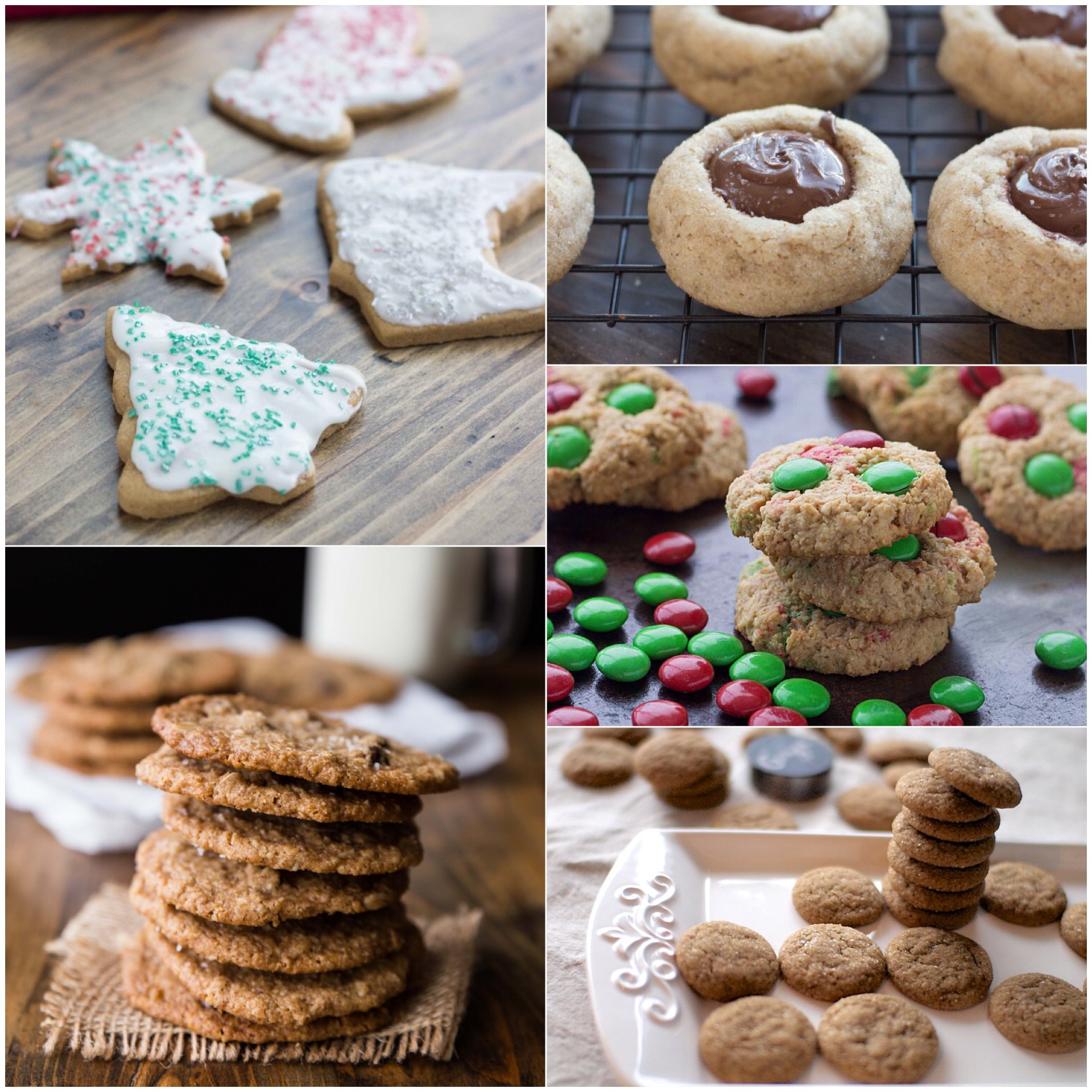 Best 10 Christmas Cookie Recipes: My Top 10 Holiday Cookie Recipes